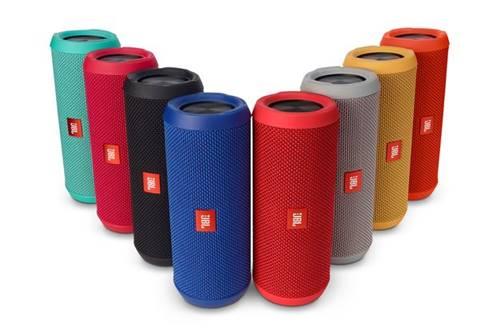 JBL Flip 3 cực kỳ nhiều màu sắc