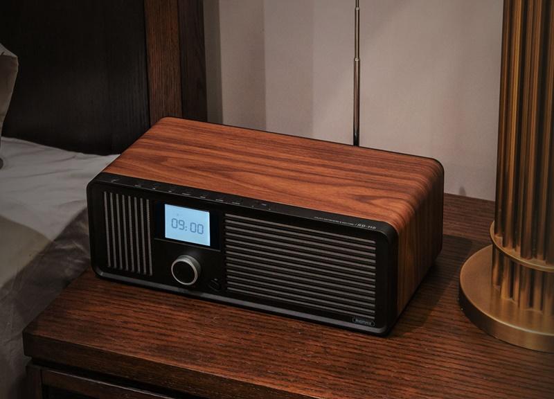 Chất lượng âm thanh từ radio khá tốt