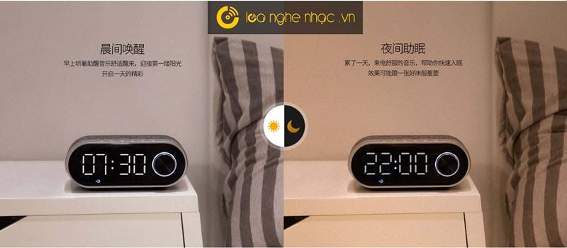 Giấc ngủ tuyệt vời hơn với đồng hồ báo thức thông minh