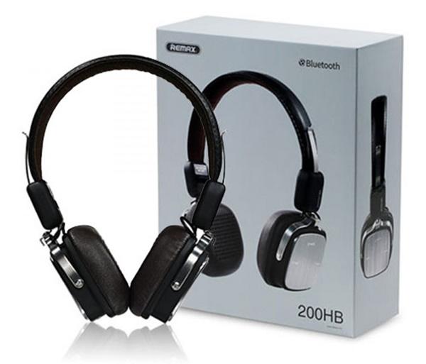 Bộ sản phẩm tai nghe Remax RB-200HB