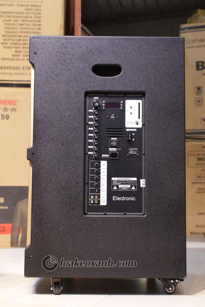 Bảng mạch loa kéo BT-6920